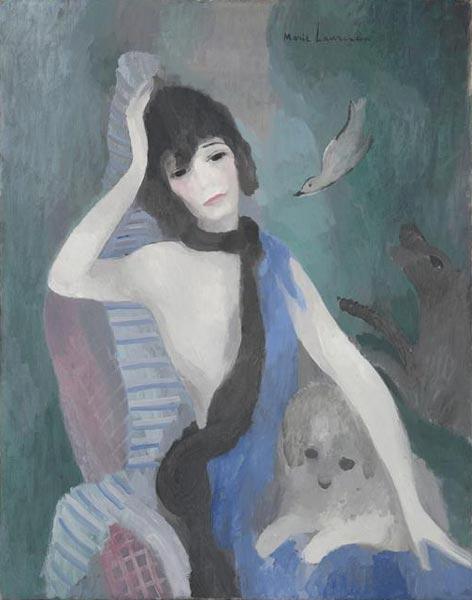 マドモアゼルシャネルの肖像