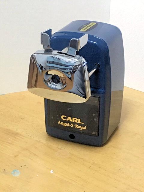 カール事務器 鉛筆削り エンゼル5 ロイヤル